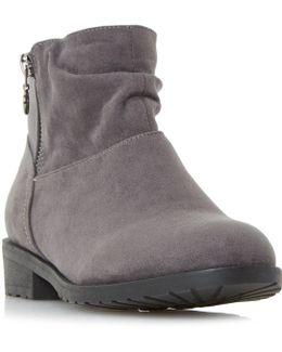 Perci Cleated Ankle Boots