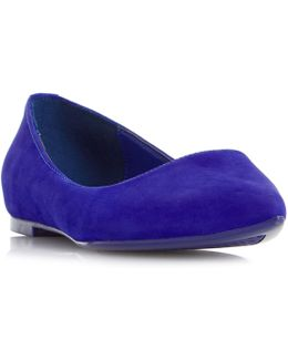 Aeron Pointed Flat Shoes