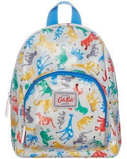 Boys Mini Safari Rucksack