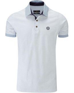 Nayland Stripe Polo Shirt
