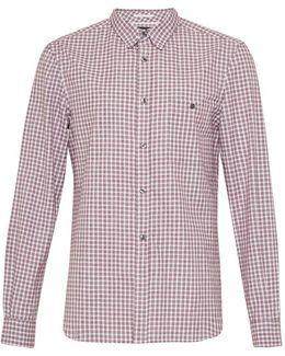 Men's Hornblendite Grindle Checked Shirt
