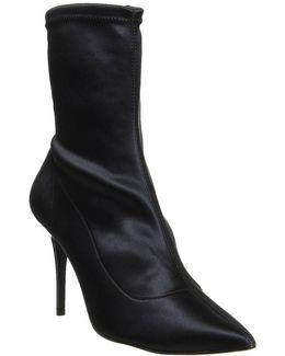 Aphrodite Dressy Stretch Boots