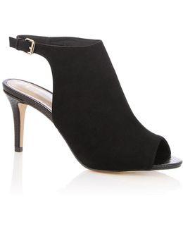 Polyana Peeptoe Shoe