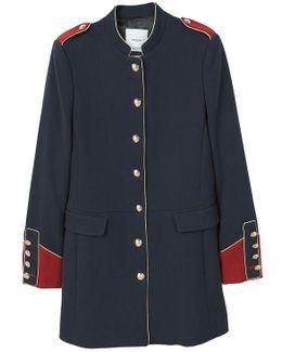 Military Style Coat