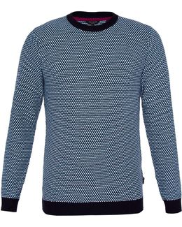 Coftini Crew Neck Knitted Jumper