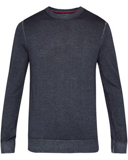 Abelone Crew Neck Wool Sweater