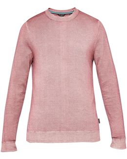 Abelone Crew Neck Wool Sweater