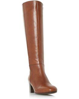 Tarak Knee High Leg Boots