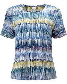 Floating Stems Jersey Top