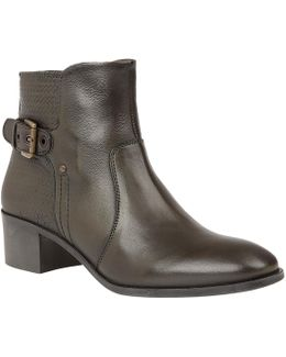 Olivian Ankle Boots