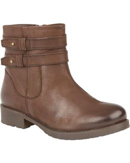 Heckle Ankle Boots