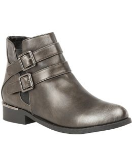 Palm Ankle Boots