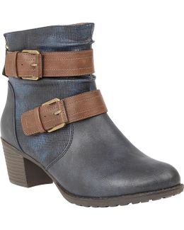 Relife Glinda Ankle Boots