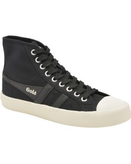 Coaster High Lace Up Trainers