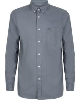 Woven Shirt With Pocket
