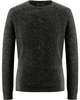 Sweater Round Collar