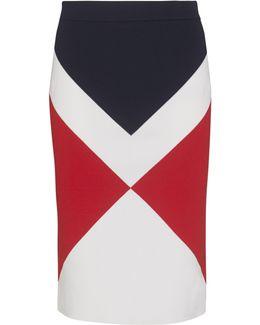 Abina Graphic Skirt