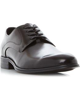 Design 10281 Plain Toe Derby Gibson Shoes