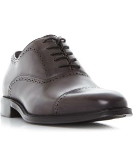 Design 10221 Punched Toecap Oxford Shoes