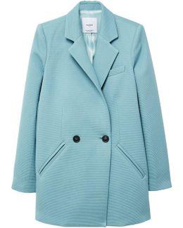Textured Structured Coat