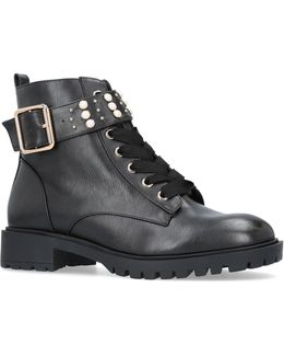 Hatty Ankle Boots