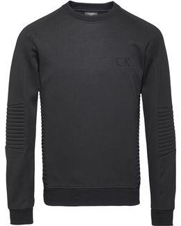 Kasler Bonded Biker Sweatshirt