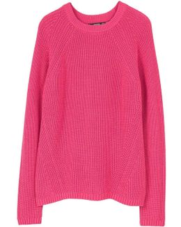 Bow Cotton Sweater
