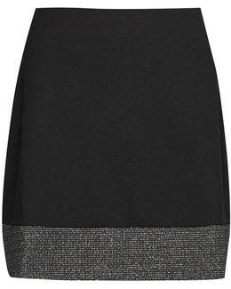 Louna Jersey Mini Skirt