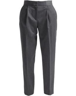 Freida Wool Tapered Trousers