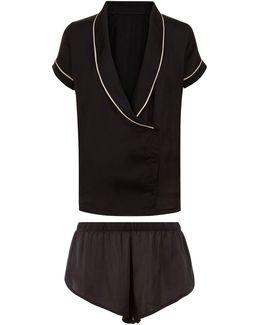 Kara Shirt And Short Set