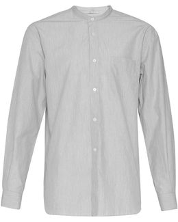 Jeans Zepher Grandad Collared Shirt