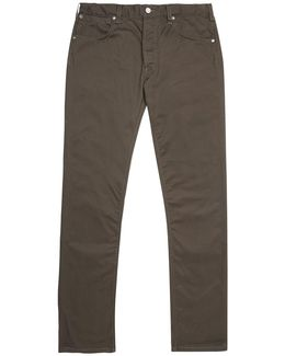 W17 5 Pocket Trouser