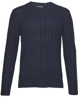 Cotton Wool Mixed Stitch Jumper