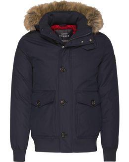 Men's Hampton Down Bomber Jacket
