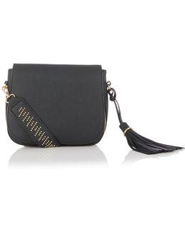 Victoria Strap Detail Saddle Bag