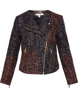 Phebbe Cbn Patchwork Jacket
