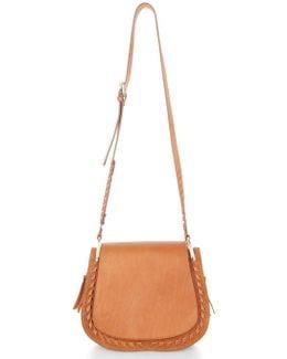 Berkshire Leather Across Body Bag