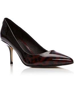 Dorissa Medium Heel Smart Shoes
