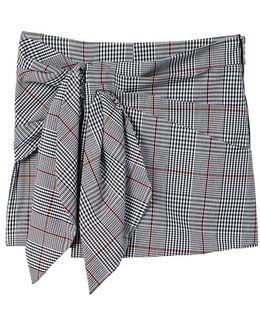 Knot Check Shorts