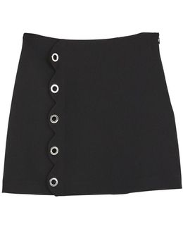 Eyelets Skirt