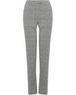 Mono Check Trouser