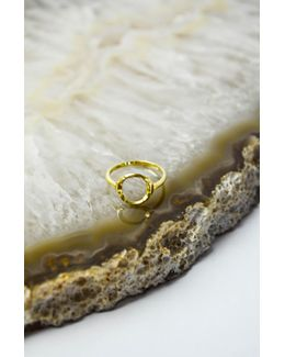 Gold Taylor Ring
