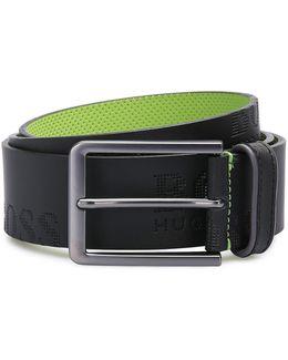 'millowo Sz Item'   Italian Leather Belt