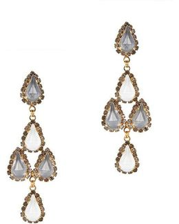Hunky Dory Chandelier Earrings