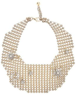 Radiant Mesh Necklace