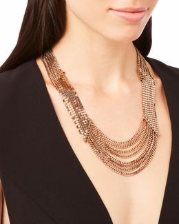 Claude Draped Necklace