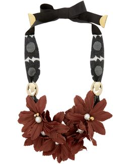 Samburu Floral Collar Necklace