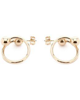 Barbell Earrings