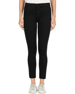 23127 Photo Ready Alana High-rise Super Skinny Crop In Vanity