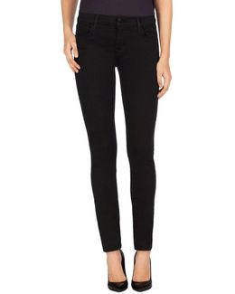 620 Mid-rise Super Skinny In Seriously Black